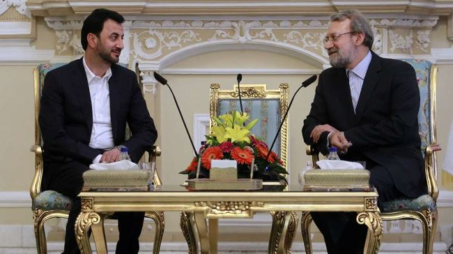 Unity Can Stop Spread of Extremism: Larijani