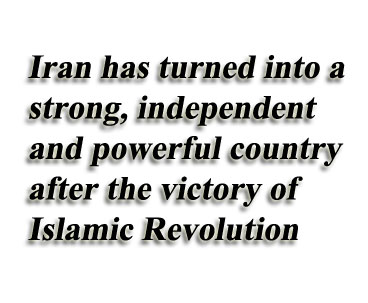Islamic Revolution Brought Independence to Iranian Nation: Pakistani Leader