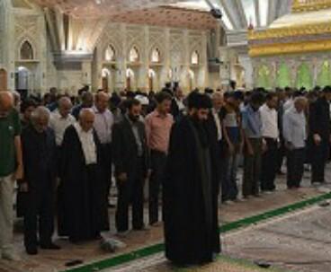 Mourning ceremony held at Imam Khomeini`s shrine