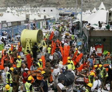 Toll from Mina stampede reaches 2,000