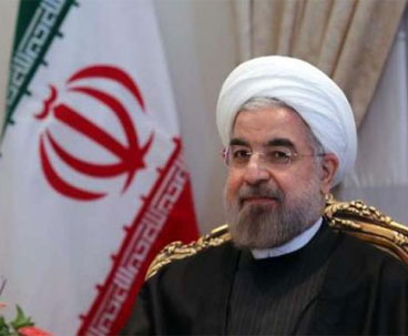 Iran's President Censures Terrorism