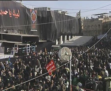 `Arba'een march show of devotion, faith`