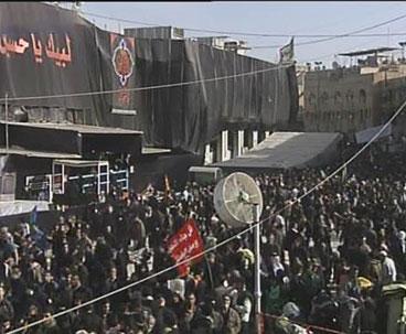 'Arba'een march show of devotion, faith'