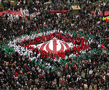 Millions Rally to Mark Islamic Revolution Victory