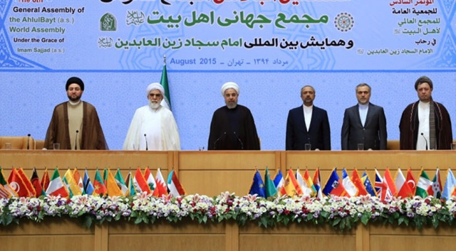 The Institute attends cultural programs at a meeting held by AhlulBayt World Assembly