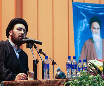 Seyyed Ali Khomeini set to deliver speech