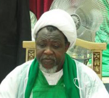 Nigerian following footsteps of Imam Khomeini