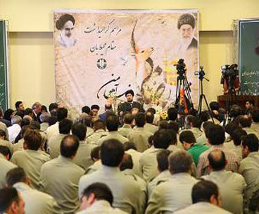 Hassan Khomeini emphasizes shielding environment