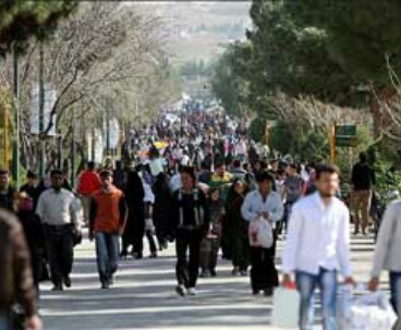 Islamic-democratic system pursues prosperity of masses
