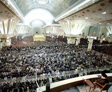 Millions mark Imam Khomeini anniversary