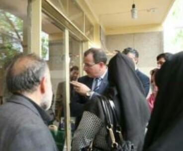 Tunisian minister visits Imam Khomeini residence