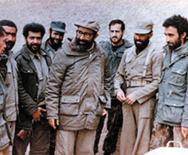 I am Missing Dr. Chamram: Imam Khomeini