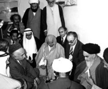 Imam Khomeini Delivered Advice to Saudi Delegation