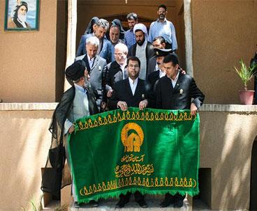 Devotees visit Imam's historic residence in Khomein