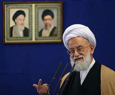Iran cleric stresses self-reliance