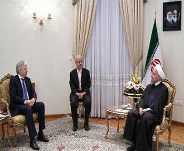 Iran president warns of terrorism spillover