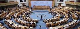 Muslim scholars put emphasis on countering terrorism, violence