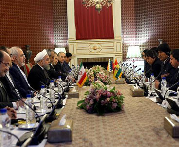Iran urges all-out fight against terror