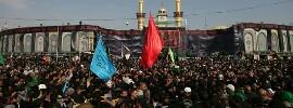 Millions of pilgrims flock to Karbala for Arba'een