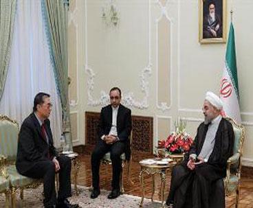 Iran's enhanced international ties