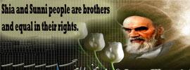 Imam Khomeini inspired unity among Muslims