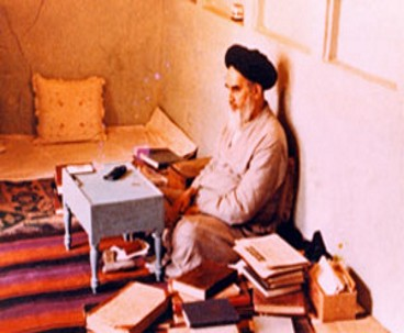 Imam Khomeini showed respect for scholars