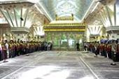 Dozens pledge allegiance to Imam Ideals