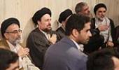 Religious event held at Hosseinieh Jamaran