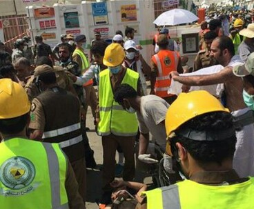 717 killed, nearly 900 hurt in stampede during Hajj in Mecca