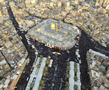Over 26 million pilgrims marked Arba'een in Karbala