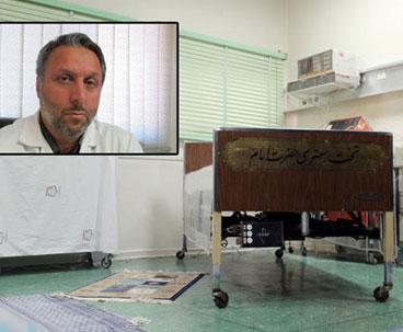 Imam Khomeini stressed to promote medical ethics