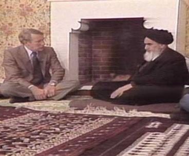 Imam Khomeini's historic interview with British journalist