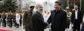 China seeks new chapter in ties with Iran
