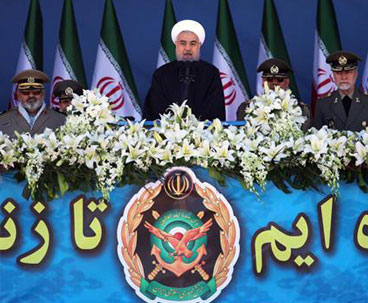 Iran might merely for defensive purposes