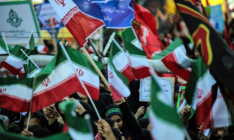 Iranian Students marked 13 of Aban