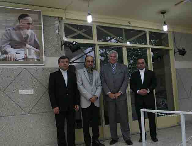 Ombudsman head visits Imam Khomeini's historic residence
