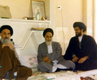 Ayatollah Lavasani, trusted friend of Imam Khomeini