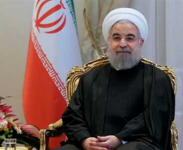 Iran's president felicitates Muslims on Eid al-Adha