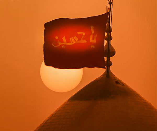 The Pilgrimage to Imam Hussain`s holy shrine (2)
