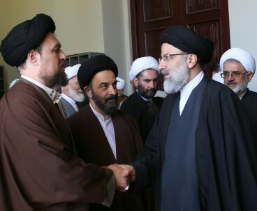 Senior clerics renew allegiance to Imam Khomeini ideals