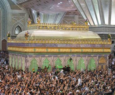 Imam Khomeini's mausoleum hosts Arafah Dua