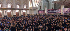 Imam Khomeini revived Ashura message
