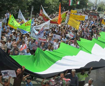 Millions rally worldwide to mark International Quds Day