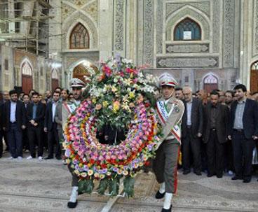 Teachers, cultural figures pledge allegiance to Imam