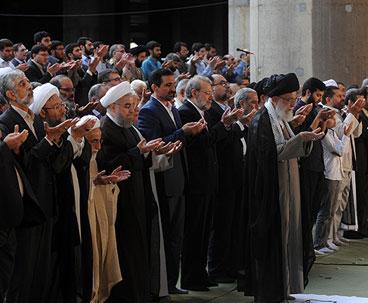 Muslims worldwide celebrate Eid al-Fitr