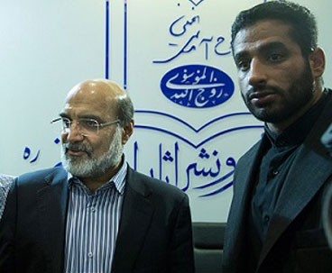 IRIB seeks to broadcast program from Imam Khomeini's shrine