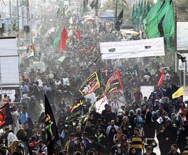 Millions gather in Karbala to mark Arba'een