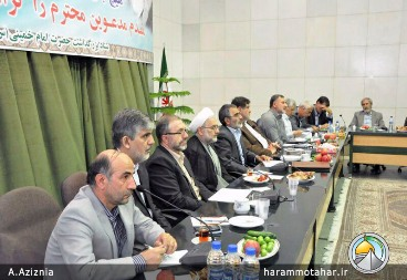 Imam's anniversary headquarters hold meeting