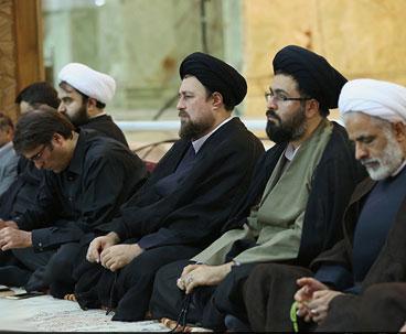 Laylat al-Qadr ceremony held at Imam Khomeini shrine