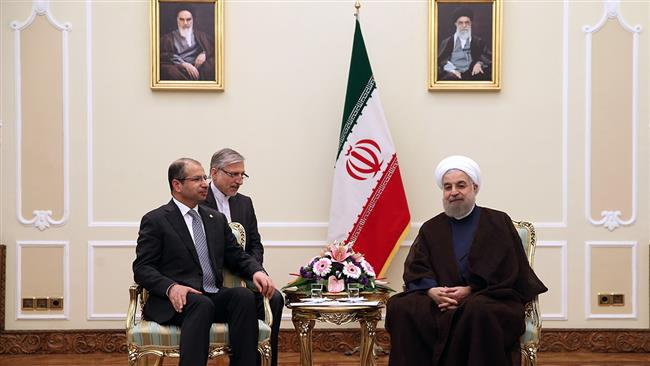 Iran stresses need for uprooting terrorism
